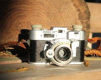 Kodak 35 RF Camera working (2)