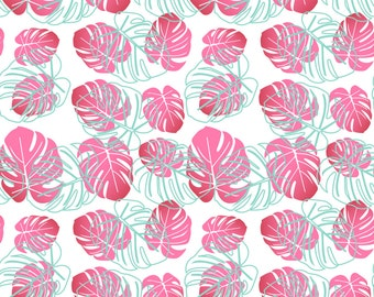 Hawaiian Lu Au Fabric - Lūʻau Decoration By Sopupuka - Hawaiian Lu Au Summer Beach Cotton Fabric By The Yard With Spoonflower