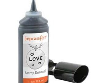 Stamp Enamel by ImpressArt 1.1 oz