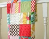 Baby Blanket -- Custom for Janel