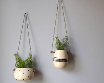 Hanging Air Planter (plant not included) MADE TO ORDER