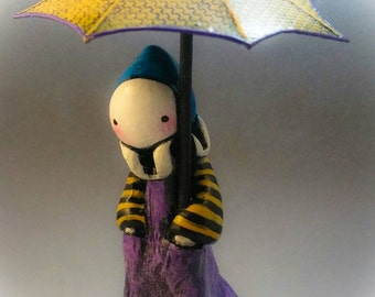 Under the Weather - Limited Edition Poppet #3/25