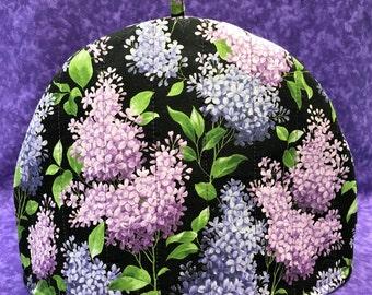 Lilacs Tea Cozy - FREE SHIPPING