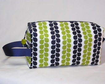 Lime Vine Project Bag