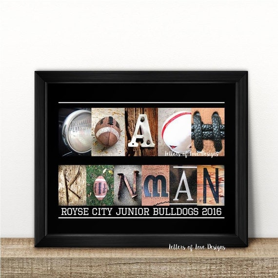 Football Coach Gift, Football Mom, Football Coach Wife, Football Team Gifts, Sports Team Gift, Coaches Gift 8x10  Photo Print Baseball Coach