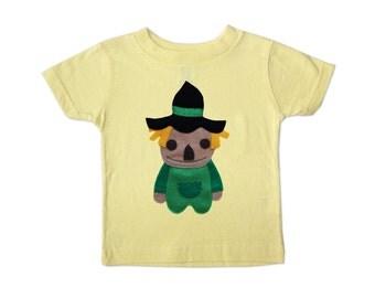 The Wonderful Wizard of Oz - Scarecrow Kids Tee