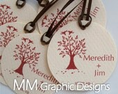Custom Order for Darlene Grima - 150 1.75inch circle tags