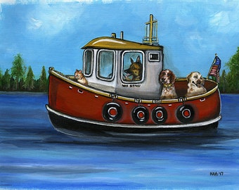 Tugboat Barnicle