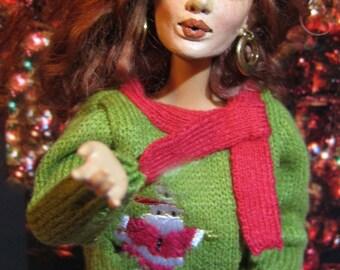 Juliet 24, OOAK, Doll Only.
