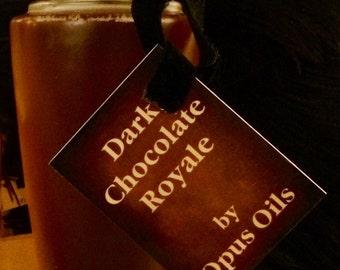Dark CHOCOLATE ROYALE -  Chocolate Love - 3.3 oz Bath & Body Oil