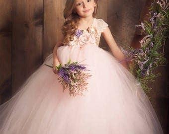 15% off Memorial Day Sale Blushing Lilacs Tutu Dress