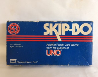 skip bo card game instructions