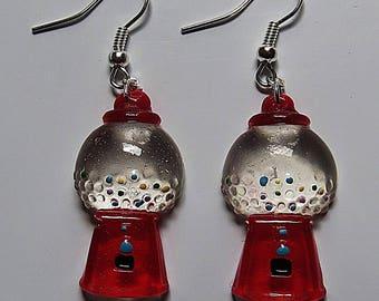 Candy jar earrings