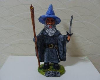 The Grey Wizard (6 inch range)