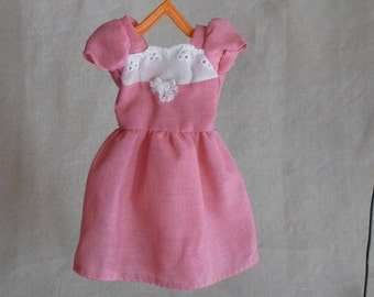 Francie #3369 dress for Pink n' Pretty, very nice, Francie clothes outfit, Barbie