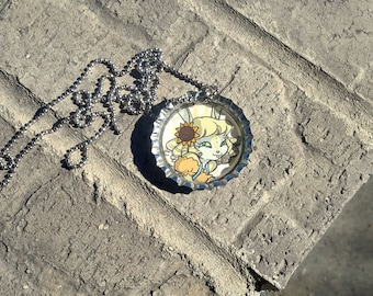 Wrip Bottlecap Necklace