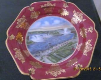 Vintage  Bavarian Meitertech Plate