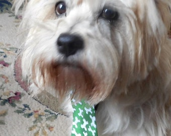 Christmas Neck Tie For Dogs