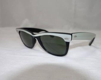 ray ban wayfarer vintage  70's ray ban wayfarer vintage sport sunglasses 1970's b&l usa bausch lomb