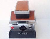 Vintage Polaroid SX-70 Land Camera. Photography. Photographer. Photograph.