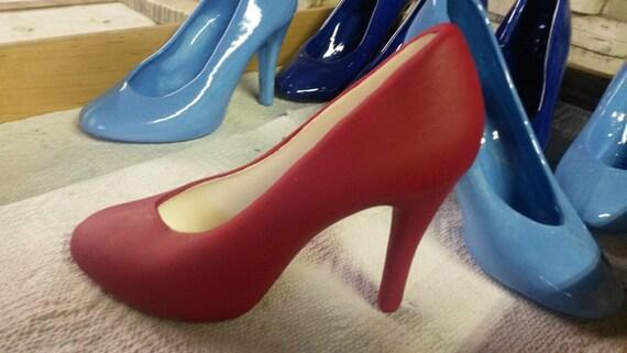 High Heel Shoe - Painted