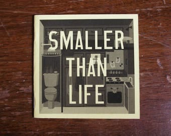 Smaller Than Life comic