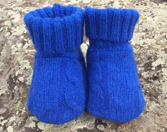 Wool Toddler Slippers: Small 5-7