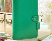 Summer Green Webster's Pages Color Crush Personal Planner Kit (IN STOCK) Free Washi Tape with this order