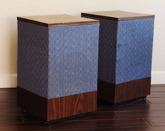 Pair Vintage Bose 501 Series II Speakers Direct/Reflecting-1970' -Pickup or Ship