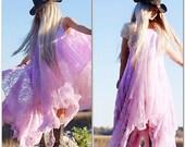M Stevie Nicks Style Velvet Gypsy Dress, 24 Karat Gold, Boho Clothing, 70s Sundress, Gypsy Soul Lace Dress, Dresses, True Rebel Clothing