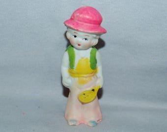 Vintage / Bisque / Doll / Tennis / Player / frozen charlotte / penny doll / Vintage Dolls