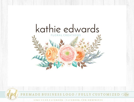 Custom-Premade Logo Business Branding | Business Package | Logo Branding | Business Logo | Premade Logo | Custom Logo Design-A135