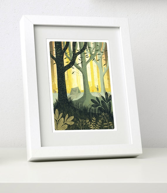 Sanctuary 6 - Small Framed Print - Cruel & Curious