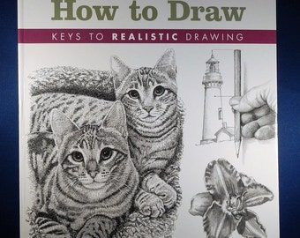 Claudia Nice How to See, How to Draw Workbook - Used Book