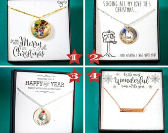 Christmas Gift Box • Personalized Custom Phrase Gift Wrap • Black Gift Box Wrapped • Holiday Wrap • Christmas Gift • New Years Gift Wrapping