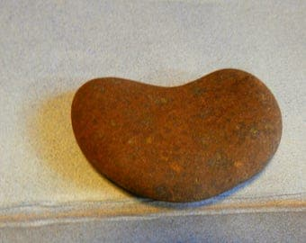 Natural Stone Heart Shaped Rock from Lake Superior