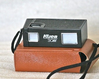 Mini Pocket Camera Kiev 30М  Vintage Camera  1990 from Russia Soviet Union USSR