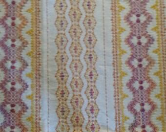 White Swedish Weave Blanket