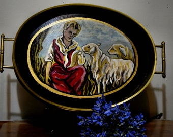 The Shepherdess Tray