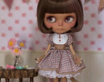 Custom Blythe Doll - Tabitha the Kitty Blythe