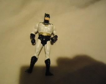 """Vintage 1990 DC Comics Batman Toy Action Figure 4 1/2"""",Kenner collectable"""