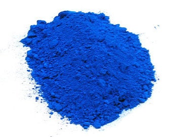 Pigment Powder - 4 oz Ultramarine Blue