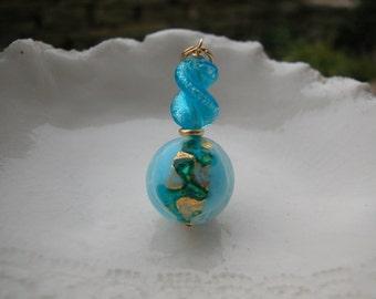 Murano Glass Zanfirico Necklace