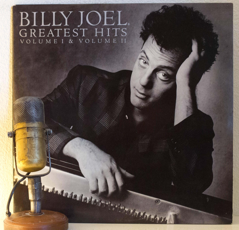 Greatest Hits Vols 1 2 Billy Joel: Vinyl Record Album Billy Joel Greatest Hits: Volume 1