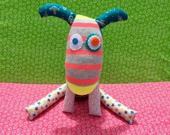 OOAK suki handmade stuffed animal