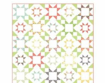 Fairweather - Quilt Pattern from Coriander Quilts