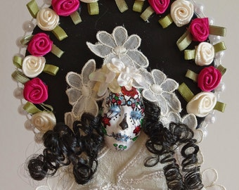 Day of the Dead Trinket Bride