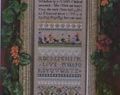 Victoria Sampler Child of My Child Sampler - with Silk Accessory Package