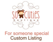 Special listing for felties with magnets