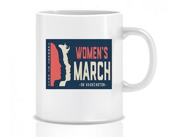 Women's March On Washington Coffee Cup - Mug